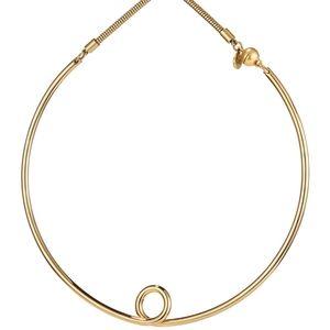NEW Jenny bird loop collar necklace